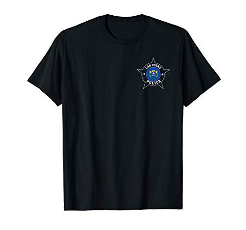 Las Vegas Police T Shirt -