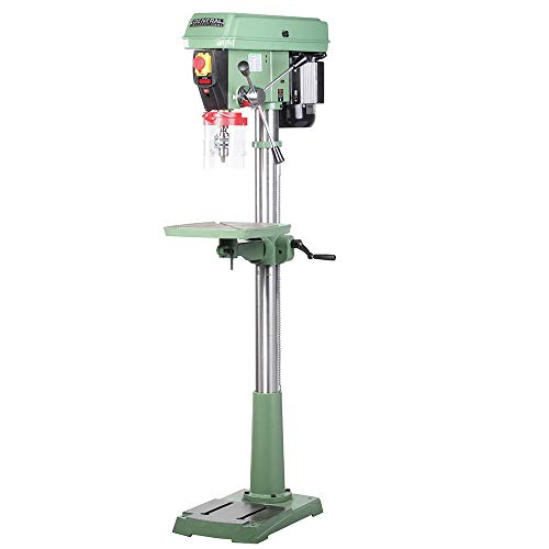"General International 17"" Floor Commercial Mechanical Variable Speed Drill Press-"