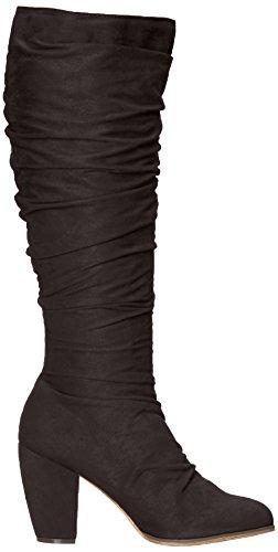 Michael Antonio Womens Eliah Slouch Boot Black AHBp1