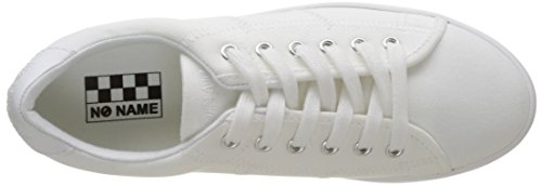 Name Basses Baskets No 01 white Blanc Sneaker Plato Femme OZBqHnx