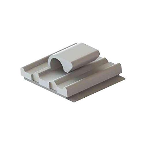 WIRE CLIP, NATURAL, STYLE 1.63 (Pack of 10) (WCA002A)