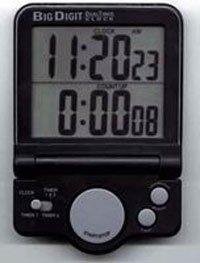 4198427 Dual Timer Jumbo Display w/Clo Ea General Tools & Instruments ()