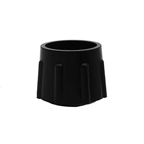 Flyshop 1-3/8 Inches 35mm Chair Leg Caps Furniture Table Covers Floor Protectors Synthetic Rubber Round Legs 8 - 1.375 8 Leg