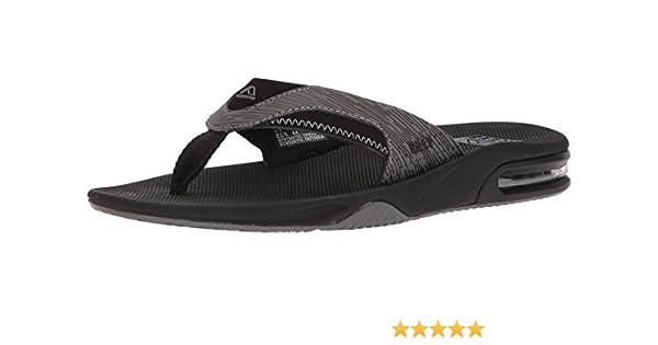 a4ff7797a433 Amazon.com  Reef Men s Fanning Prints Sandal  Shoes