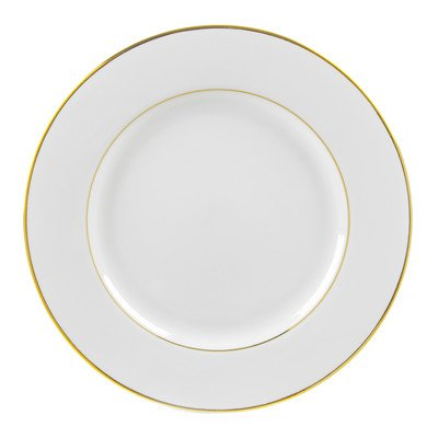 Gold Double Line 12u0026quot; Buffet / Charger Plate [Set ...  sc 1 st  Amazon.com : buffet plates set of 12 - pezcame.com