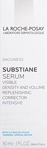 La Roche-Posay Substiane Visible Density and Volume Replenishing Anti-Aging Facial serum, 1 Fl. Oz.