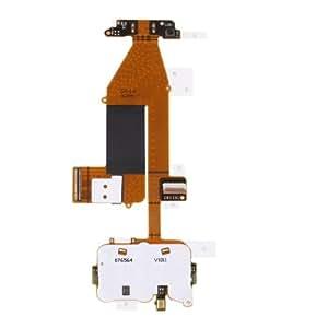 Mobile Phone Repuesto Sustitución Keypad 6700S Cable Flex Para Nokia