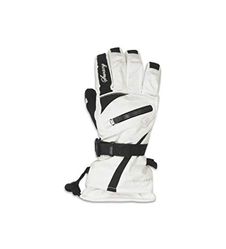 - Swany Womens X-Therm Gloves, White/Black, Large