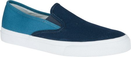 Sperry Mens Cloud Slip-On Navy IDXrA5GY