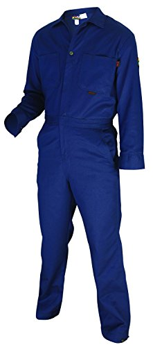 Industrial 100% Cotton Coverall - 5