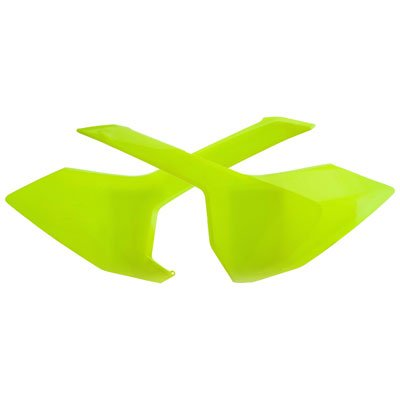 Acerbis Side Panels Flo Yellow for Husqvarna TE 150 2017-2018