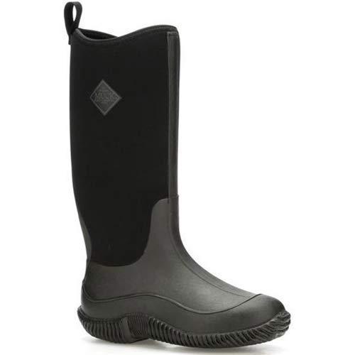 Muck Boot The Original Company Hale Multi-Season Women's Rubber Boot (11, Black)