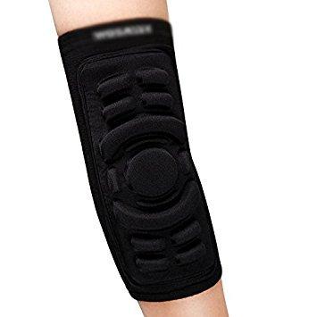 Adultos codo brazo apoyo Brace, Gel Acolchado Codo de Compresión ...