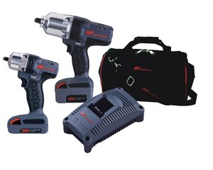 Ingersoll Rand IQV20-201 Impact Wrench Combo (Ingersoll Rand 1 2 Electric Impact Wrench)