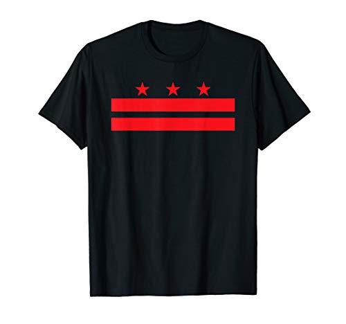 Washington DC Flag T-Shirt