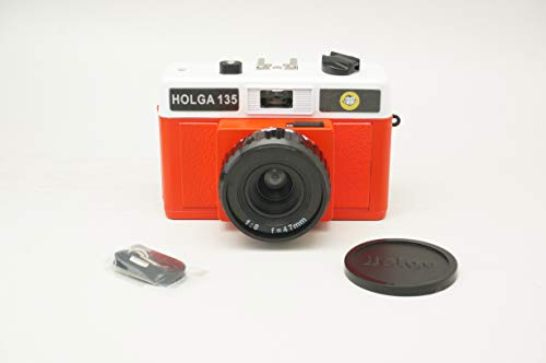 Holga 135 Plastic 35mm Film Camera