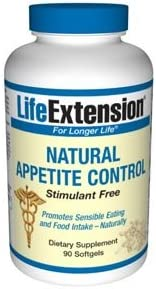 Life Extension Advanced Natural Appetite Suppress 60 Vcaps 1