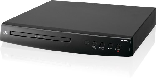 GPX DH300B 1080p Upconversion DVD Player with HDMI