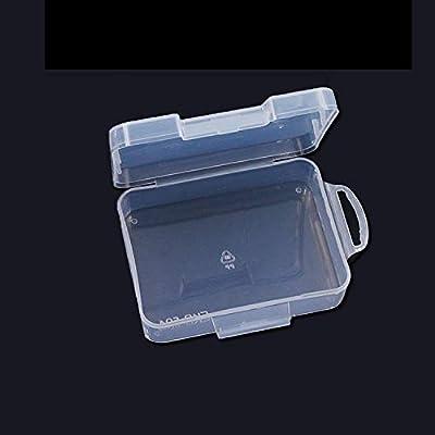 KINGDUO 94Mmx69Mmx31Mm PP Caja De Tornillos De Plástico ...