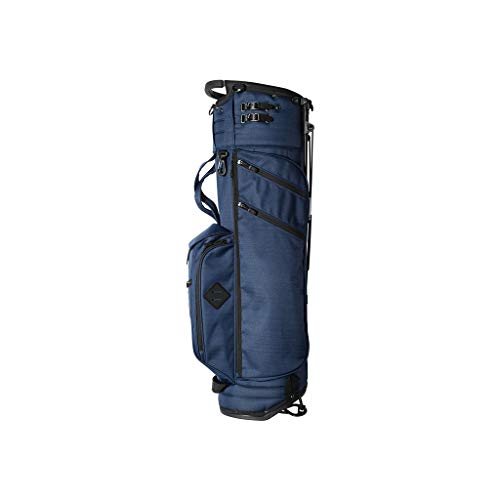 Jones Golf Bags Utility Trouper Stand Bag, Navy Twill