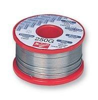 MULTICORE (SOLDER) D620 250G REEL SOLDER WIRE, 60/40 SN/PB, 180°C, - Solder Core Multi
