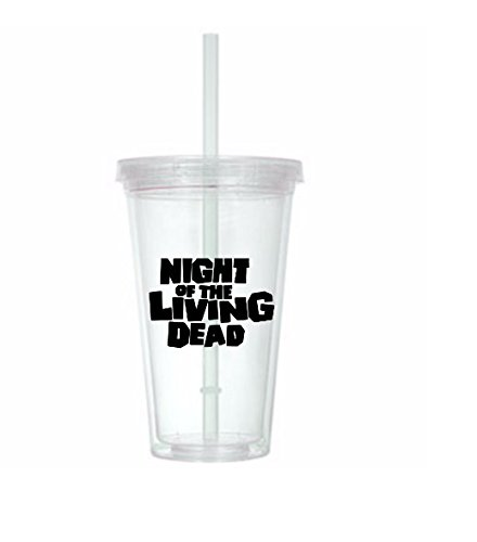 Night of the Living Dead Zombie Tumbler Cup]()