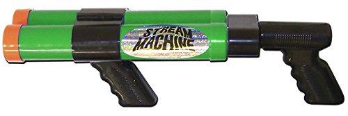 Stream Machine DB-1200 Double Barrel Water Launcher (colors may vary) (Machine Stream)