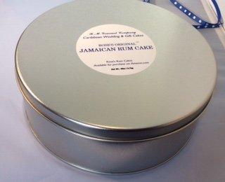 Rose's Original Jamaican Rum Cake by R.M. Gourmet Co. (6lbs/2.7kg) by R.M. Gourmet Co. (Image #2)