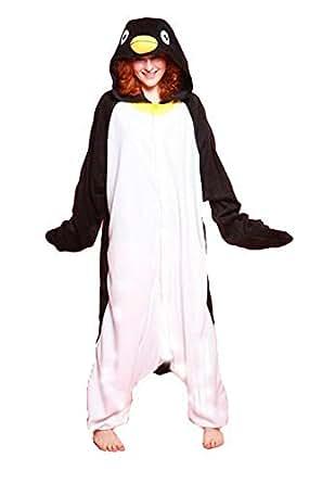 Adult Penguin Costume Pajamas