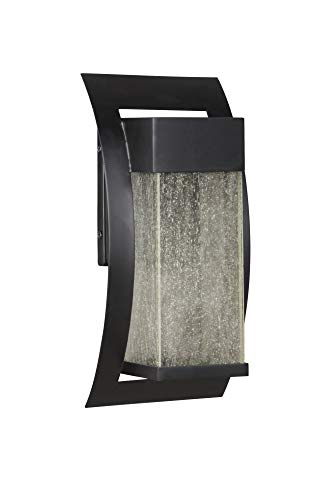Craftmade Z2504-11-LED One Light LED Wall Mount (Ontario Outdoor Fixture)