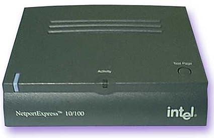 INTEL NETPORTEXPRESS 10100 DRIVER WINDOWS