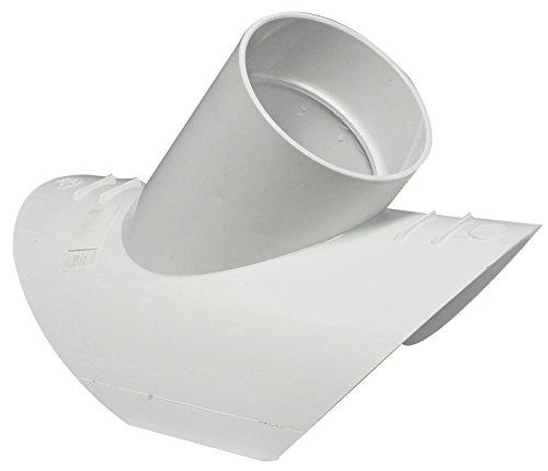 (Canplas 414846BC PVC Sewer 4 on 6 Saddle)