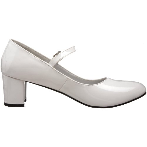 Funtasma Women's Schoolgirl 50 Closed-Toe Pumps Plain o86Ib