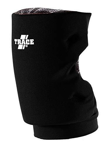 (Adams USA Trace Short Style Softball Knee Guard (Medium, Black))
