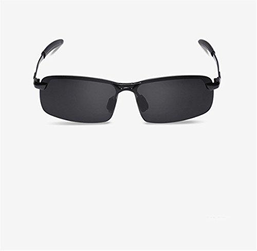 Glasses Komny Marco Deportes Las Negro Lentes Los Gafas 's Sol Hombres Sol Polarizadas Moda Men Deportivo Driving De Tyj19 Driver rprqf4wO