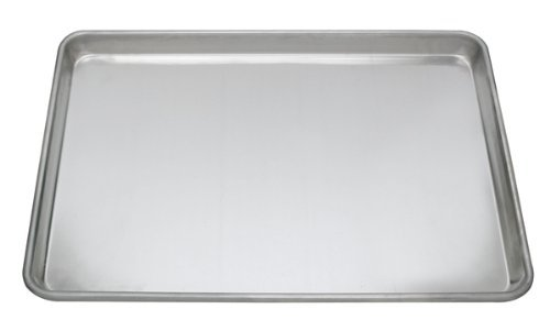 """Libertyware 18 X 13 Inch Half Size Jelly Roll Cookie Sheet Pan 1 Dimensions: 18"""" x 13"""" x 1"""""""