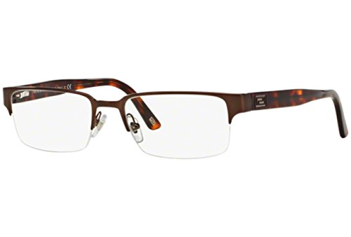 Versace Men's VE1184 Eyeglasses 53mm
