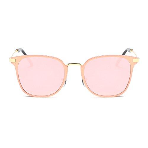 Fashion Classic Wayfarer Stytle Sunglasses for Men and Women w/ Flash Mirror - Men Costco Sunglasses