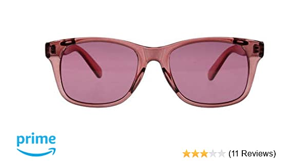 f2b6d52c06 Amazon.com   Colored Lens Color Therapy Glasses - Classic Style (Baker  Miller Pink)   Light Therapy Products   Beauty