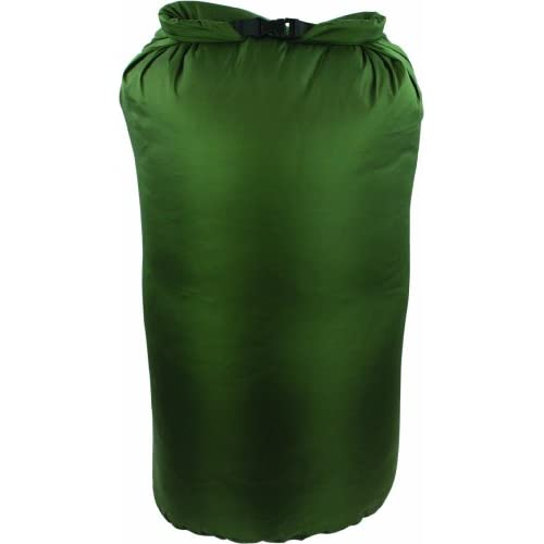Highlander Men Women Dry Sack Pouch-Olive, 1 litres