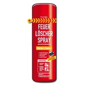 prymos feuerlöscher spray für küche: amazon.de: elektronik - Feuerlöscher Für Küche