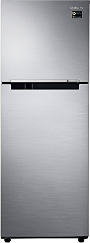 Samsung RT28M3022S8 Frost-free Double-door Refrigerator (253 Ltrs, 2  Star Rating, Elective Silver)