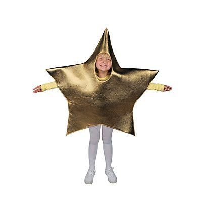 Child Star Costume - Star En Costume