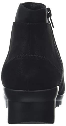 Clarks Noir Et Bottines Caddell black Bottes Femme Souples Sloane Synthetic rvx6qZwr