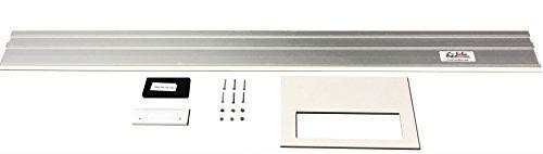 Trac System Tru - True Trac 57 Inch Entry Series Circular Saw Track Starter Kit (E-Series E57TPC)