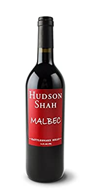 2013 Hudson Shah Columbia Valley Malbec 750 mL