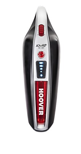 Hoover Jovis+ SM18DL4 Lithium Cordless Handheld Vacuum Cleaner, 18 V - Black
