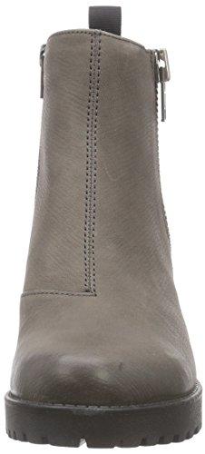 Vagabond Grace - botas de cuero mujer gris - Grau (14 Stone)