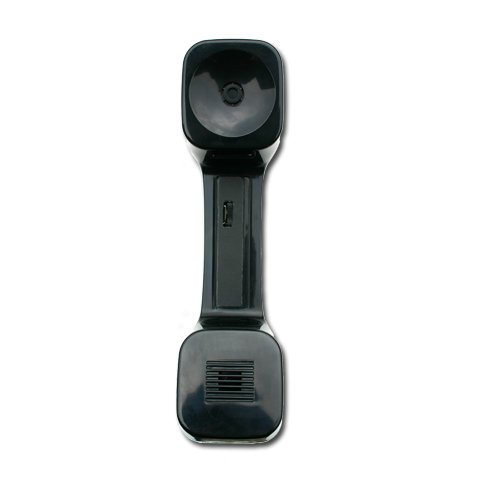 Amplified K-Style Handset, Black, Works for most Avaya Phones (useful for the hearing-impaired) by Global Source Digital Technologies
