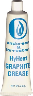 Graphite Grease - Anderson & Forrester VA126 Graphite Stop Cock Grease, 2 oz, for use up to 185°F